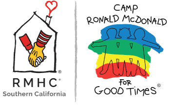 Camp Ronald McDonald for Good Times Logo
