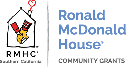 Ronald McDonald House Charities of Southern California Community Grant Board Logo