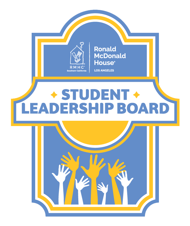 Student leadership logo