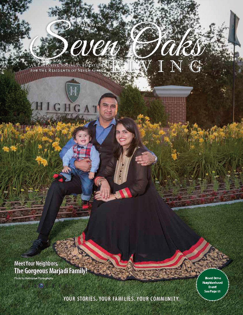 7 Oaks Magazine Cover