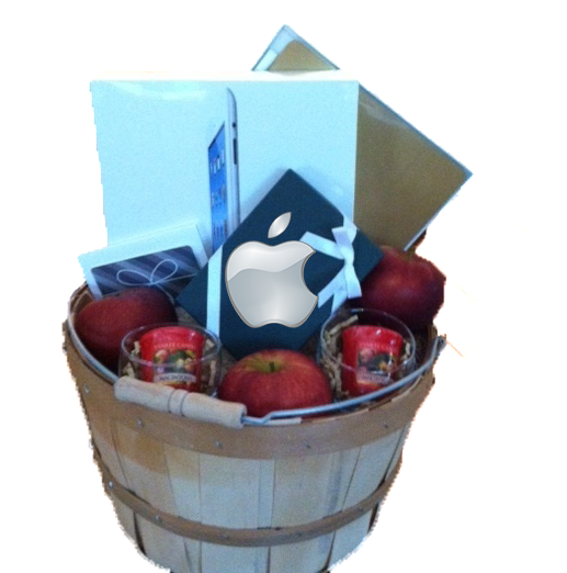 Apple Tech gift Basket
