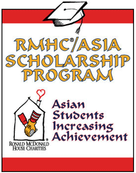 Ronald McDonald House Charities/Asian-Pacific American Students Increasing Achievement