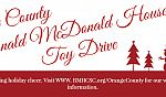 Orange County Ronald McDonald House Toy Drive