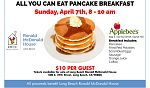 All You Can Eat Breakfast Applebees Flyer