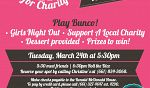 Bunco for Charity