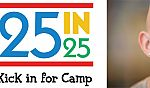 25In25 Campaign: July 20 - August 15, 2015
