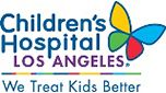 Children's Hospital Los Angeles Butterfly Logo