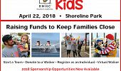 2018 Walk for Kids flyer