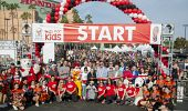 2017 Walk for Kids Starting Line