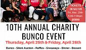Bunco  Event Flyer