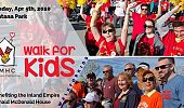 Walk for Kids Banner