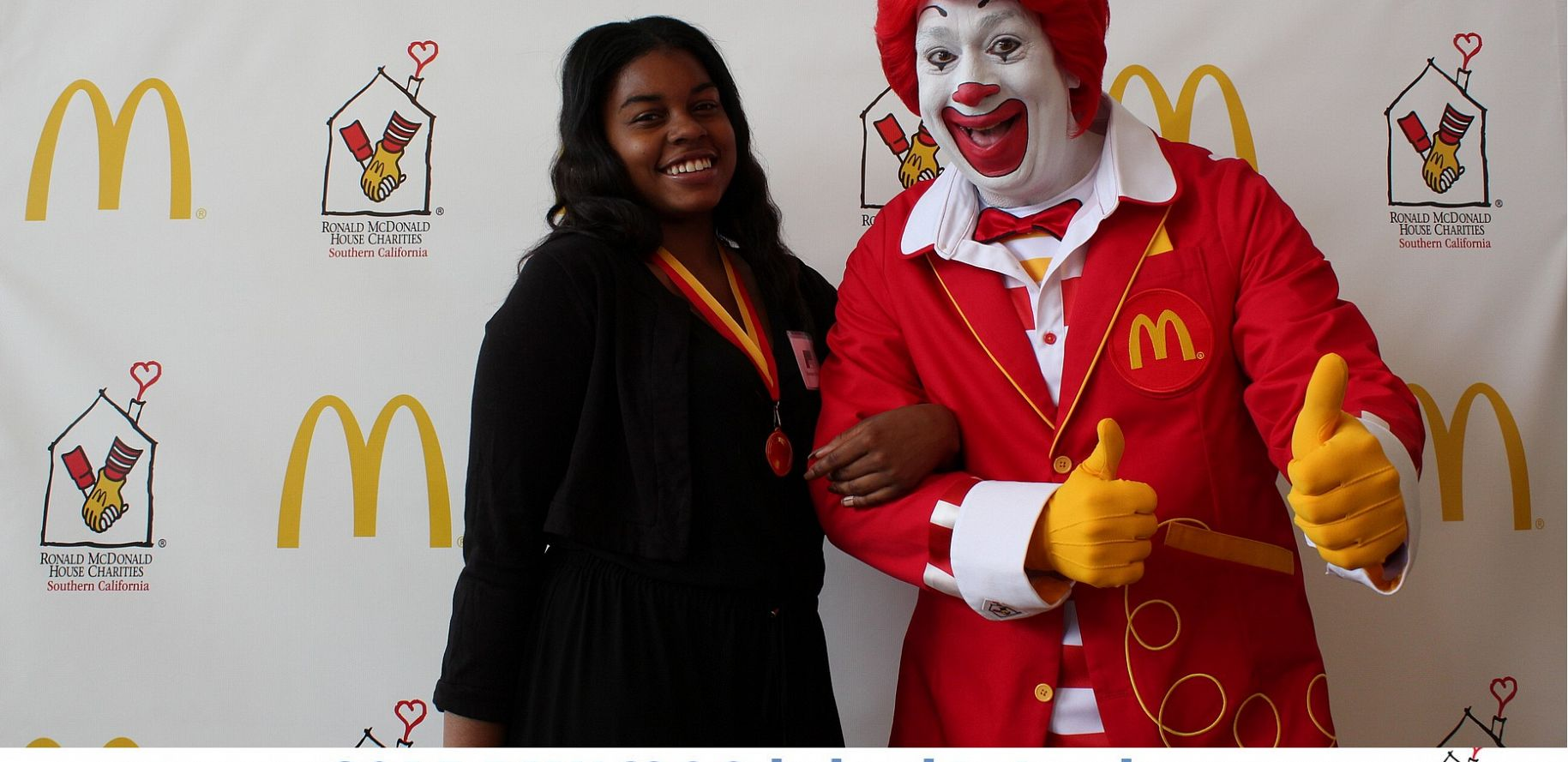Marenna Hurd – Ronald McDonald House Charities Scholars Recipient