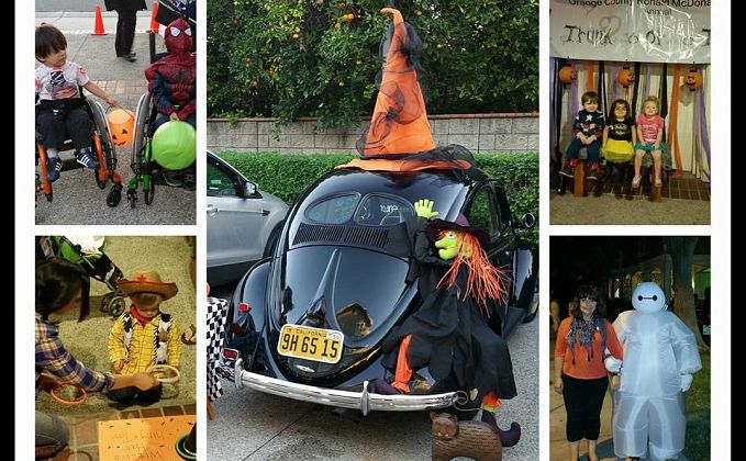 Photos from 2018 Trunk or Treat