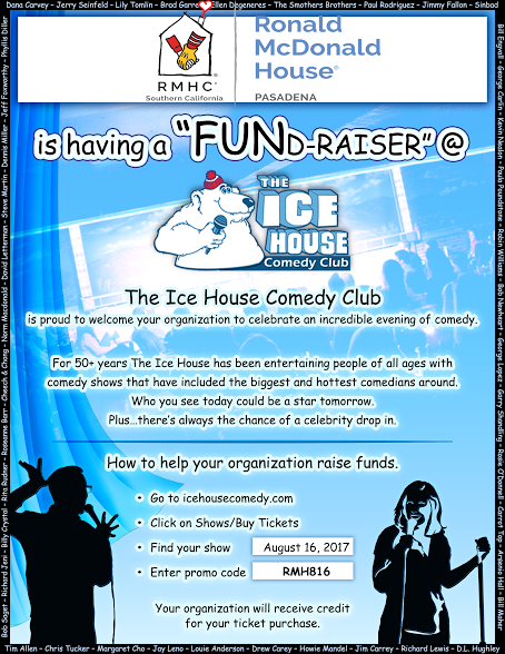 Ice House Flyer