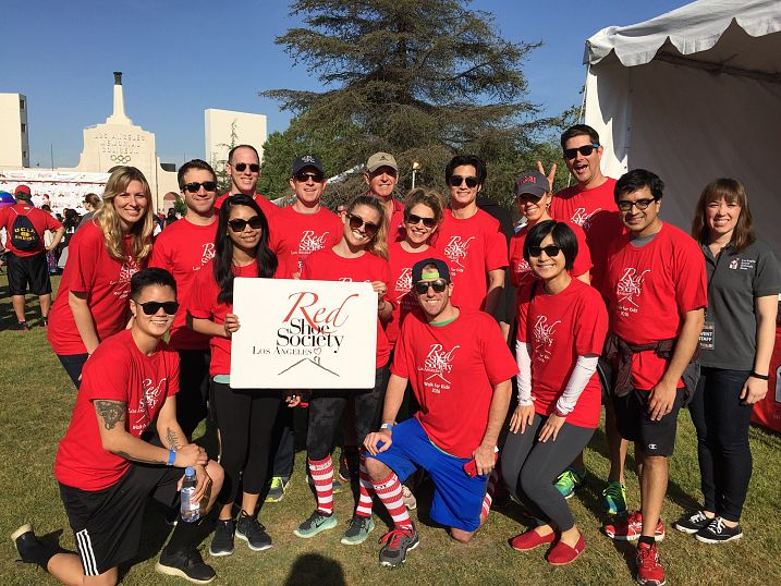Los Angeles Red Shoe Society