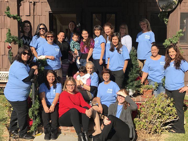 Corporate Volunteer Information : Pasadena Ronald McDonald House