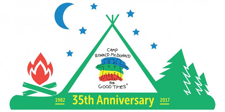 camp 35th logo