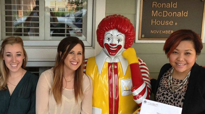 Donate to the Orange County Ronald McDonald House