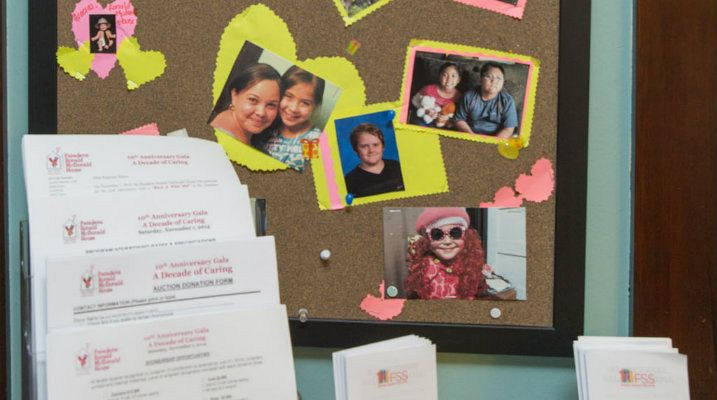 Request a Room at the Pasadena Ronald McDonald House