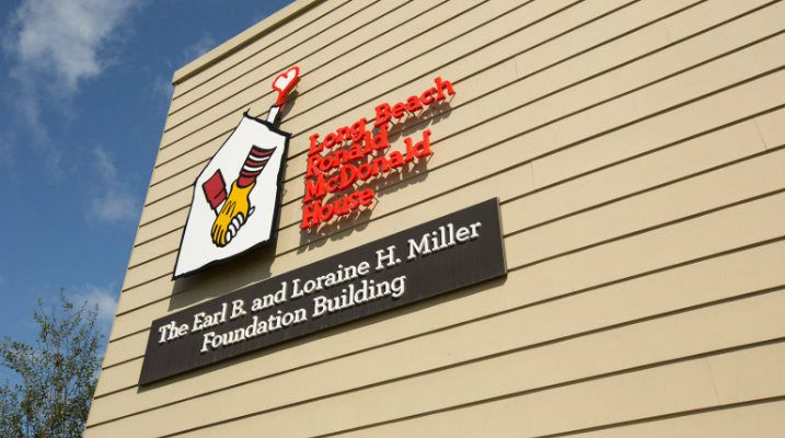 Annual Funding Program for the Long Beach Ronald McDonald House