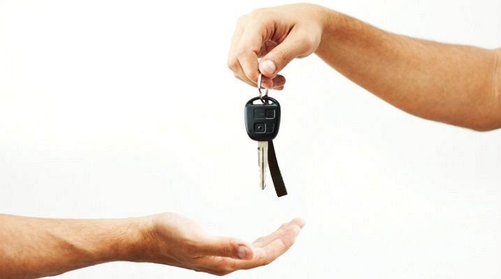 Giving Us the Keys to Your Donated Vehicle